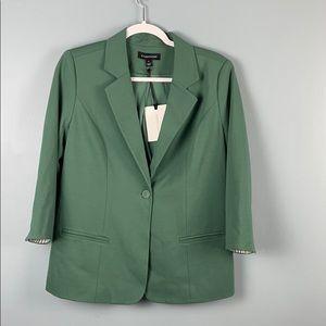 41 Hawthorn Stitch Fix NWT Green Blazer Medium